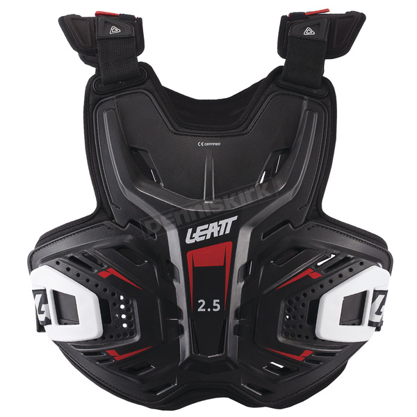Leatt Black 2.5 Chest Protector - 5017120110