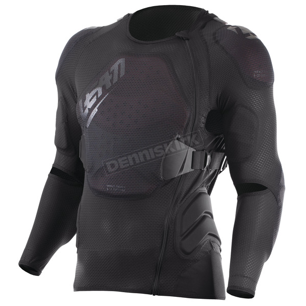 Leatt Black 3DF AirFit Lite Body Protector - 5017180032