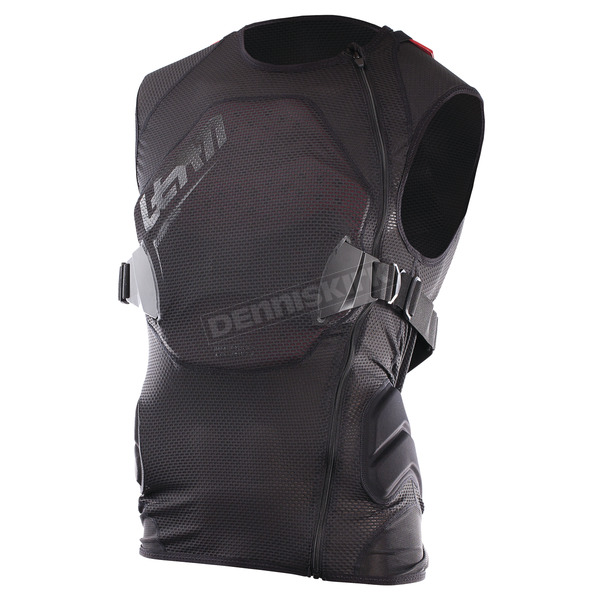 Leatt Black 3DF AirFit Lite Body Vest - 5017180012