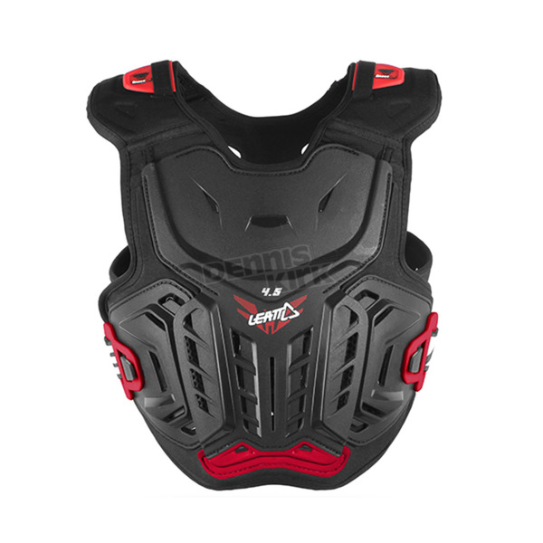 Youth Black/Red 4.5 Chest Protector - 5017120121