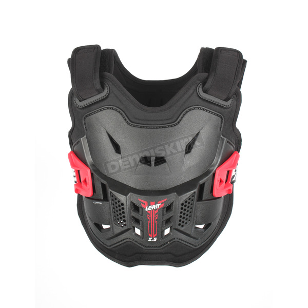Leatt Kids Black/Red 2.5 Chest Protector - 5016100601