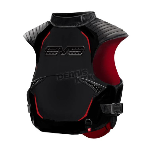 EVS Sports Black SV2 Pro Trail Snow Vest - SV2T-XS/S