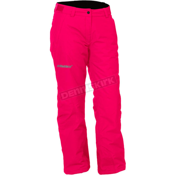 Castle X Women's Hot Pink Bliss Pants - 73-5728