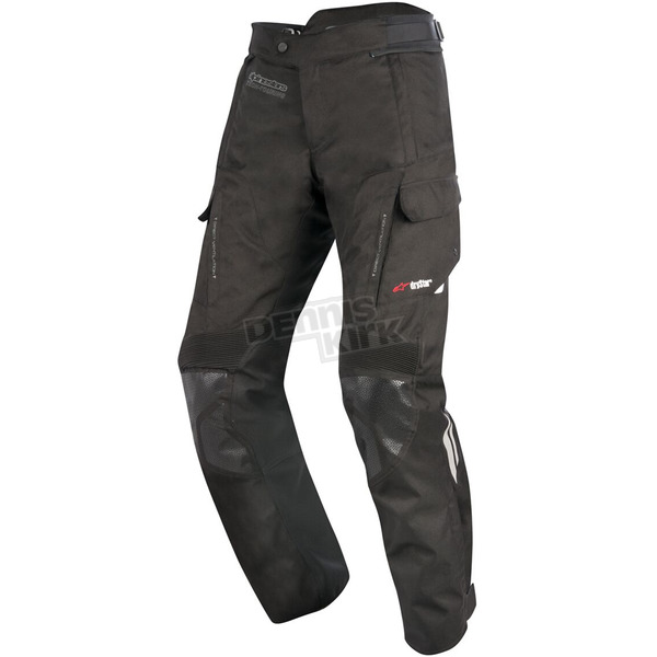 Alpinestars Black Andes v2 DRYSTAR pants - 3227517-10-XL