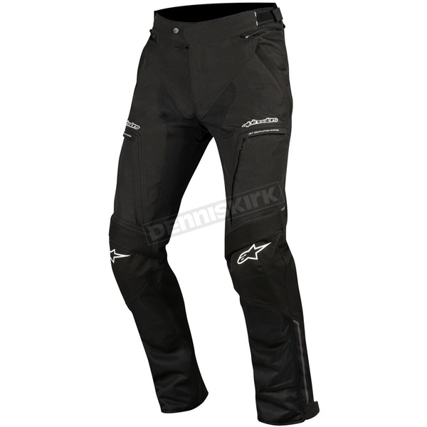 Alpinestars Black Ramjet Air Pants - 3324517-10-M