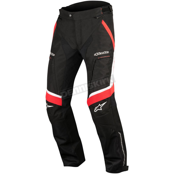 Alpinestars Black/Red/White Ramjet Air Pants - 3324517-132-M