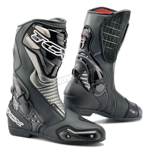TCX Black/Graphite S-Speed Boots - 7629 NERO 40