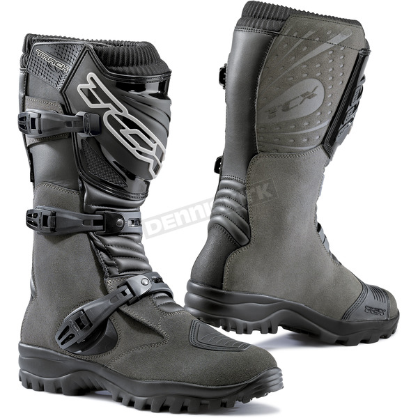 TCX Anthracite/Gray Track EVO Waterproof Boots - 9912W GRIG 41