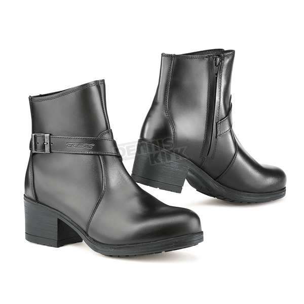 TCX Women's Black X-Boulevard Waterproof Boots - 8050W NERO 36
