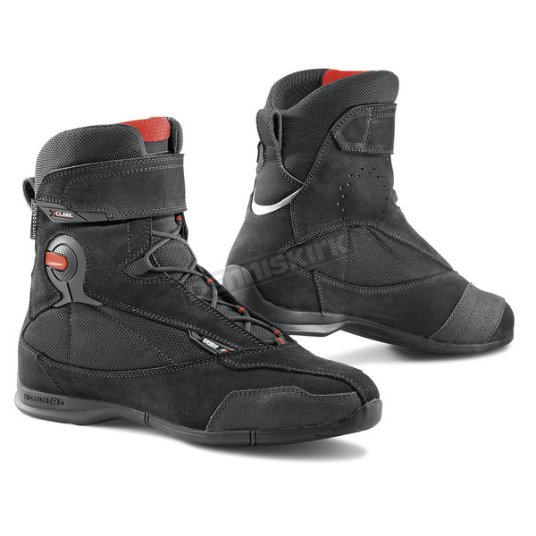 TCX Black X-Cube EVO Waterproof Shoes - 9560W NERO 44