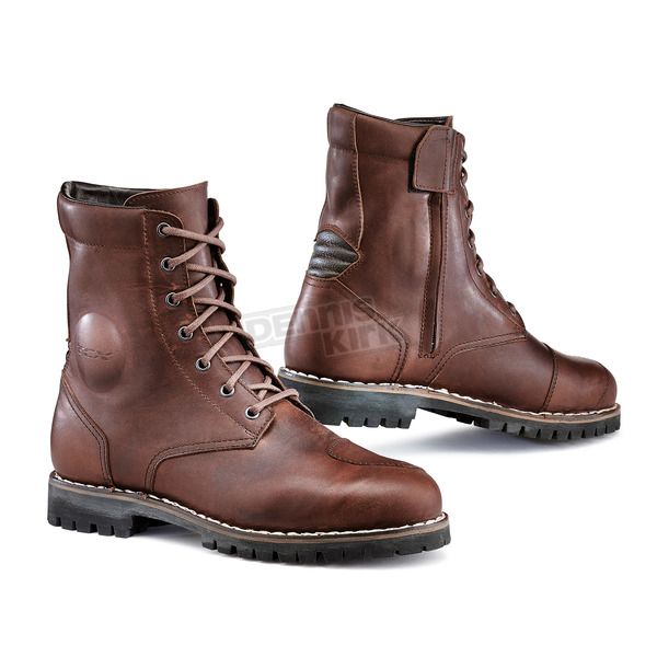 TCX Vintage Brown Hero Waterproof Boots - 7295W-MARR-45
