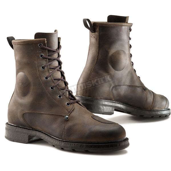 TCX Vintage Brown X-Blend Waterproof Boots - 7300W MORO 40