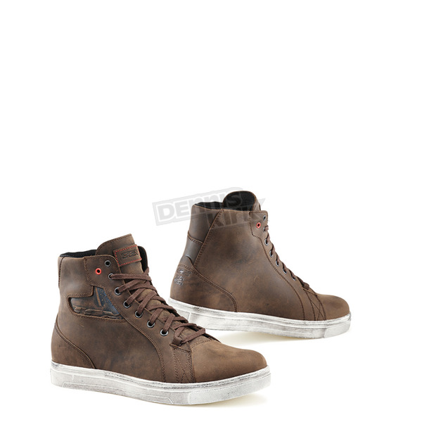 TCX Dakar Brown Street Ace Waterproof Shoes - 9402W-DAMA-41