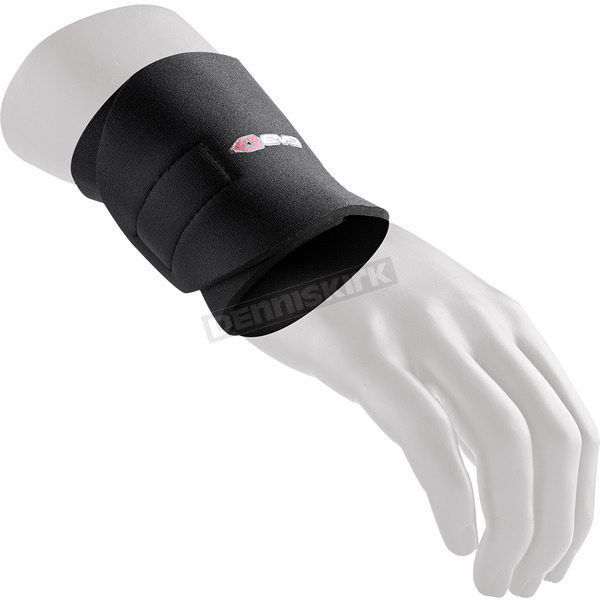 EVS Sports Black WS03 Wrist Support - WS03BK