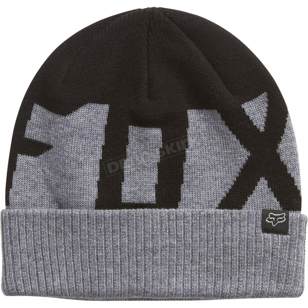 Fox Black Ridge Wool Beanie - 19779-001-OS