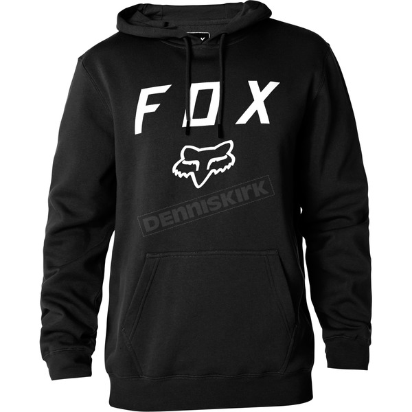 Fox Black Legacy Moth Pullover Hoody - 20555-001-XL