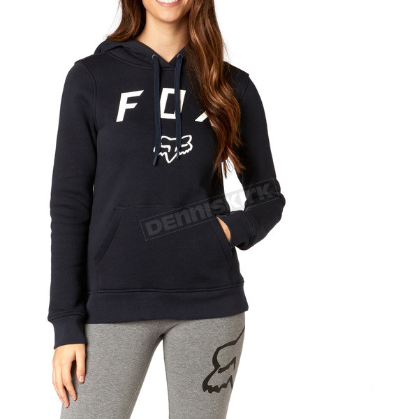 Fox Women's Midnight District Pullover Hoody - 19640-329-S