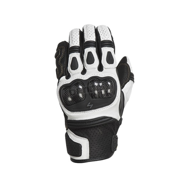Scorpion Women's White SGS MK II Gloves - G31-045
