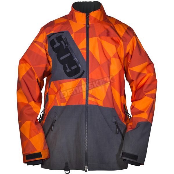 509 Orange Forge Jacket - 509-OSJ-FOOR-3X