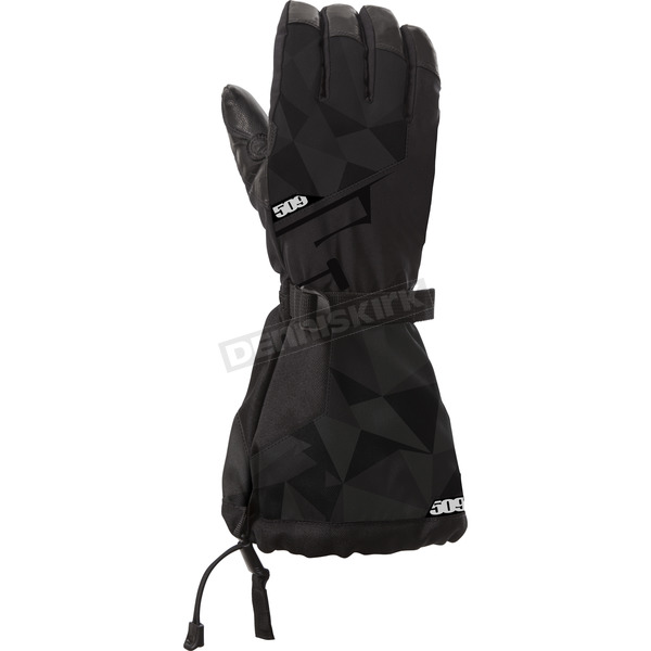 509 Black Ops Backcountry Gloves - 509-GLOBAB-18-3X
