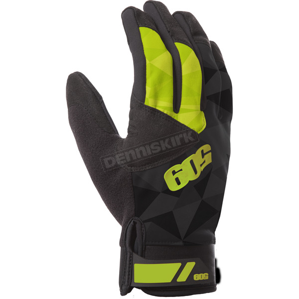 509 Lime Factor Gloves - 509-GLOFAL-18-SM