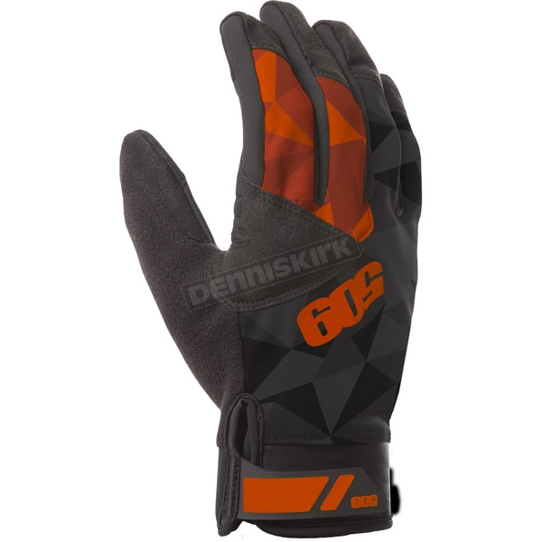 509 Orange Factor Gloves - 509-GLOFAO-18-LG