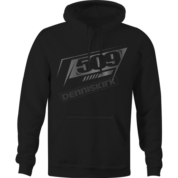 509 Black Tech Pullover Hoody - 509-CLO-TP8-MD