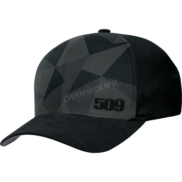 509 Stealth Edge FlexFit Hat - 509-HAT-SEF-SM
