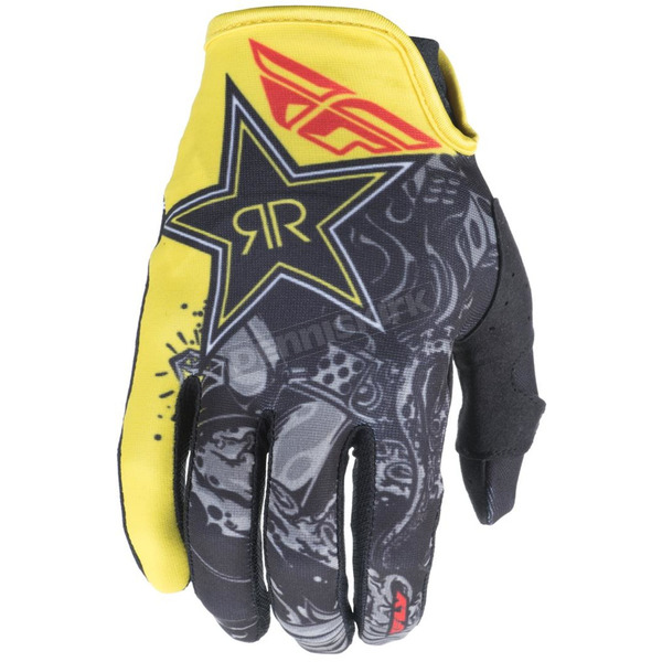 Fly Racing Rockstar Lite Gloves - 371-01909