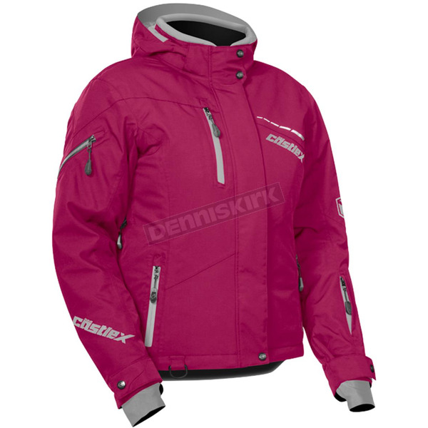 Castle X Women's Sangria Powder Jacket - 71-1876
