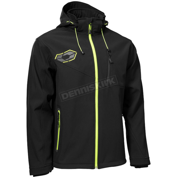 Castle X Black/Hi-Vis Barrier G2 Tri-Lam Jacket - 78-3046