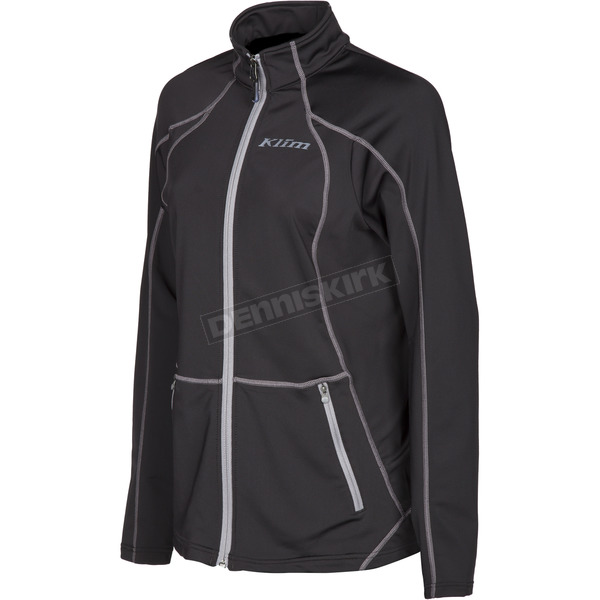 Klim Women's Matte Black Sundance Jacket - 3146-003-110-001