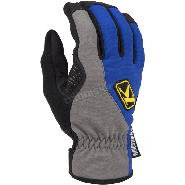 Klim Blue Inversion Gloves - 3161-002-150-200