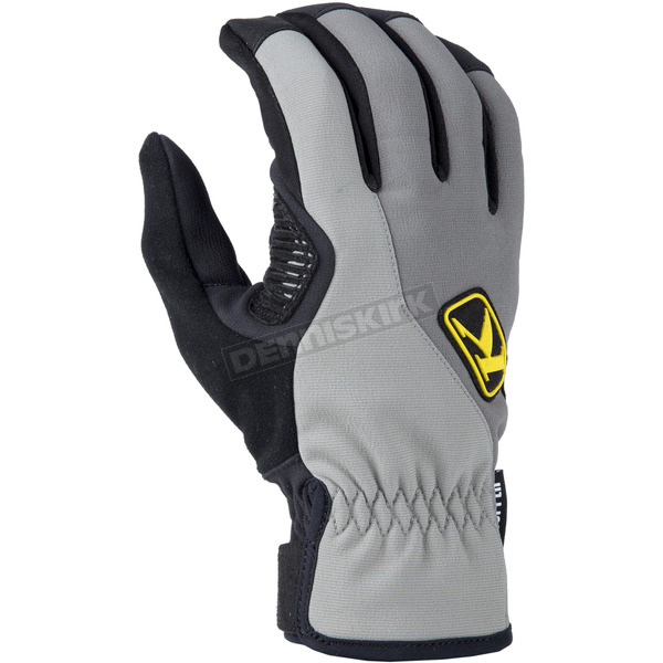 Klim Dark Gray Inversion Gloves - 3161-002-150-660
