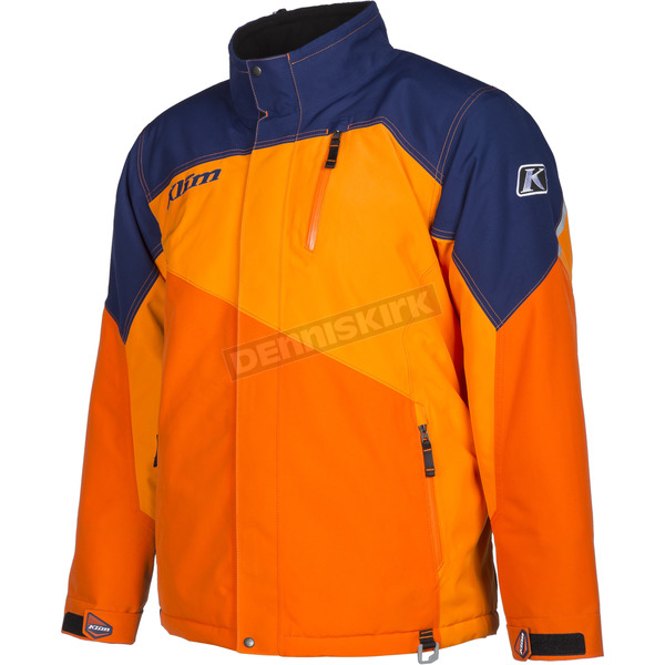 Klim Orange Klimate Parka - 3177-004-170-400
