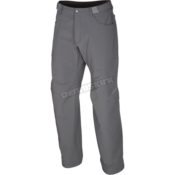 Klim Dark Gray Transition Pants - 3254-000-160-660