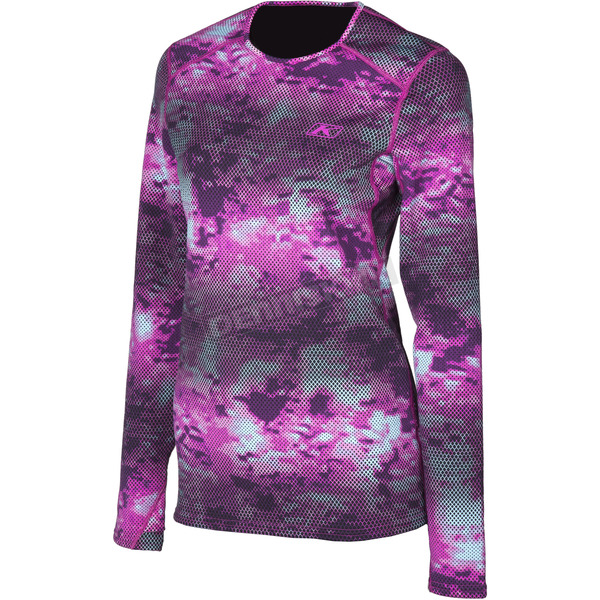 Klim Women's Purple Solstice 3.0 Shirt - 3287-002-110-790