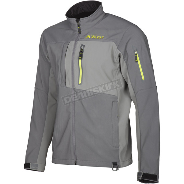 Klim Gray Inversion Jacket - 3349-006-150-600