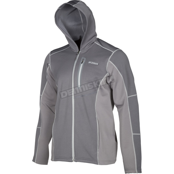 Klim Dark Gray Inferno Hoody - 3796-000-160-660