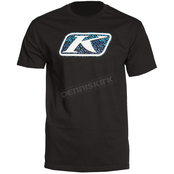 Klim Black Razor Graphic T-Shirt - 3947-000-140-000