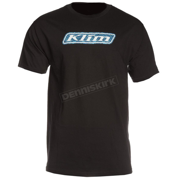 Klim Black Line Art Graphic T-Shirt - 3963-000-130-000
