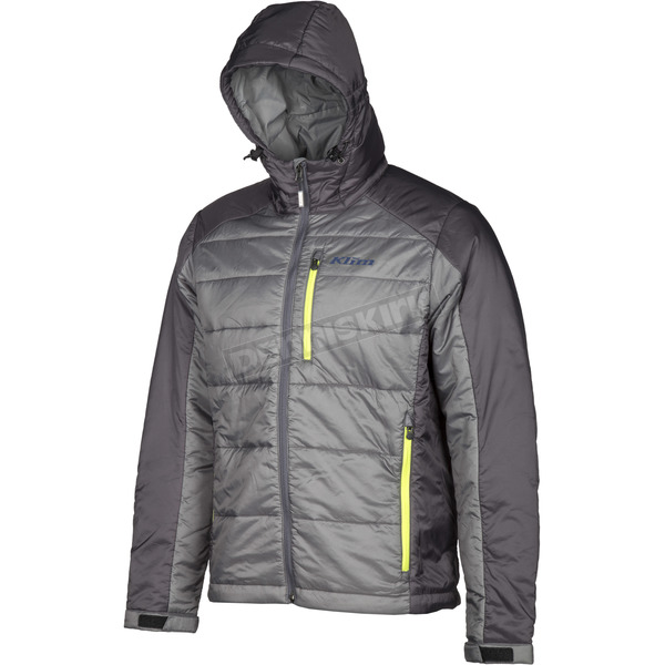 Klim Dark Gray Torque Jacket - 4080-002-140-660