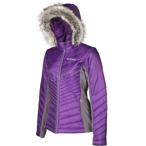 Klim Women's Purple Waverly Jacket - 4082-003-130-790