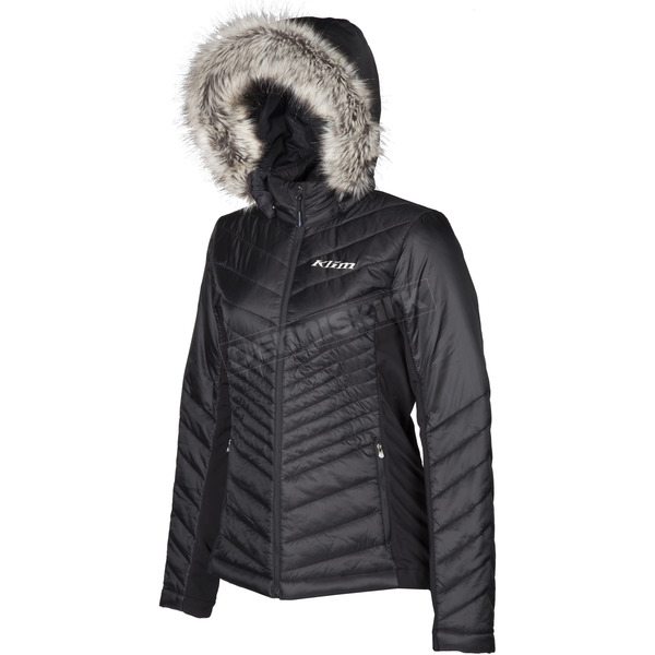 Klim Women's Black Waverly Jacket - 4082-003-160-000