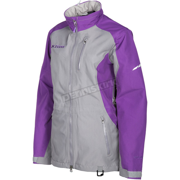 Klim Women's Purple Alpine Parka - 4088-002-110-790