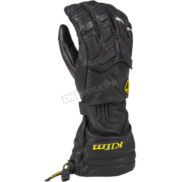 Klim Black Elite Gloves - 4096-001-170-000