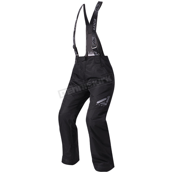 Women's Black Fuel Waist Pants - 180308-1000-02