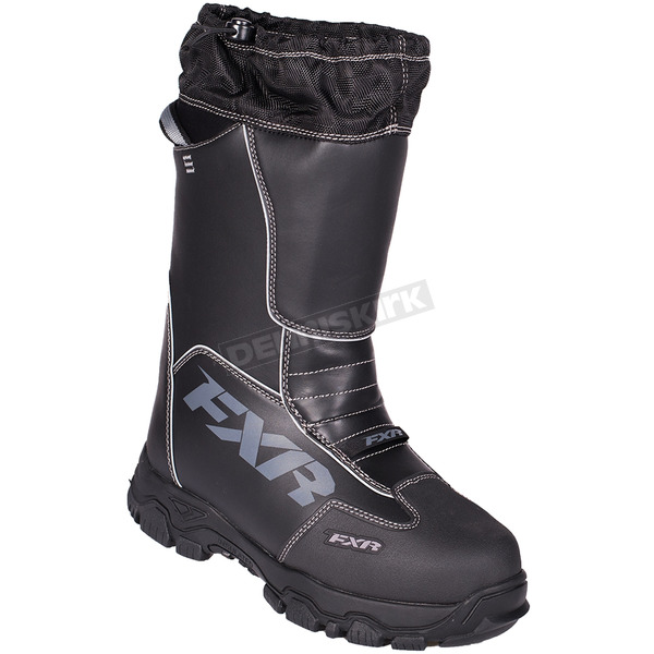 FXR Racing Black Ops Excursion Boots - 180706-1010-37
