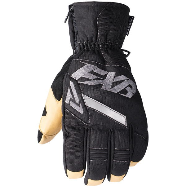 FXR Racing Black Ops CX Short Cuff Glove - 180804-1010-07