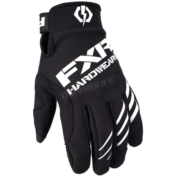 FXR Racing Mechanics Gloves - 180812-1000-10